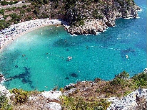 Playa Granadella