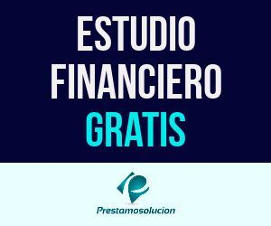 Estudio financiero Gratis